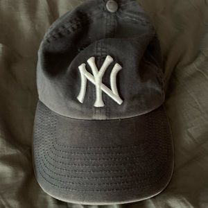 Other - Blue New York Yankees Hat